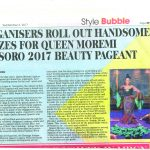 Sunday Sun Sept 3 2017