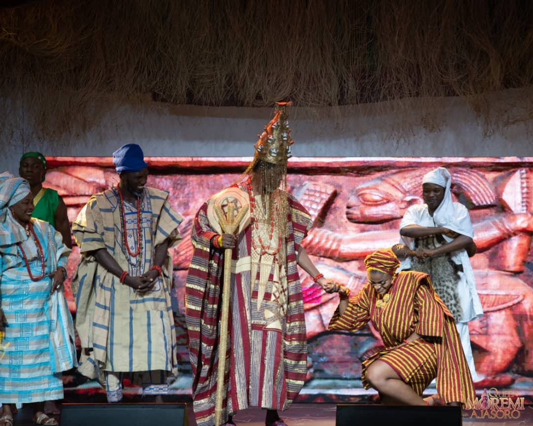 MOREMI: The Musical Reloaded