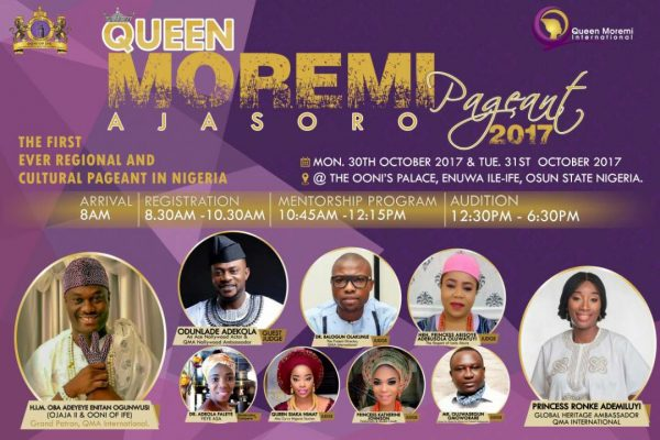 QMA Nigeria 2017 Auditions