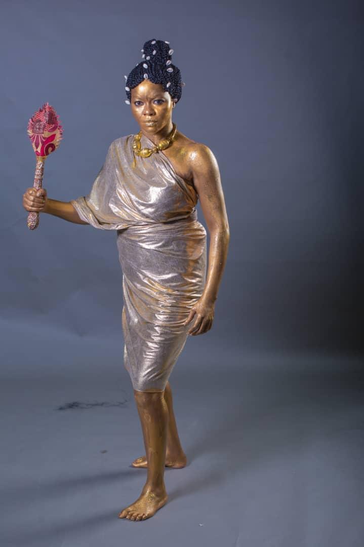 Queen Moremi Musical Photoshoot 2018 | Queen Moremi Ajasoro (QMA ...