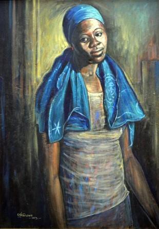 Kolade Oshinowo (Nigerian Boarn, 1948)