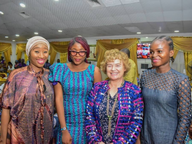 Photo: Moremi Mentorship and Entrepreneurship Pitch Program