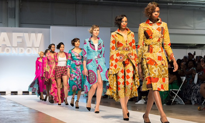 Flashback: Africa Fashion Week London 2016