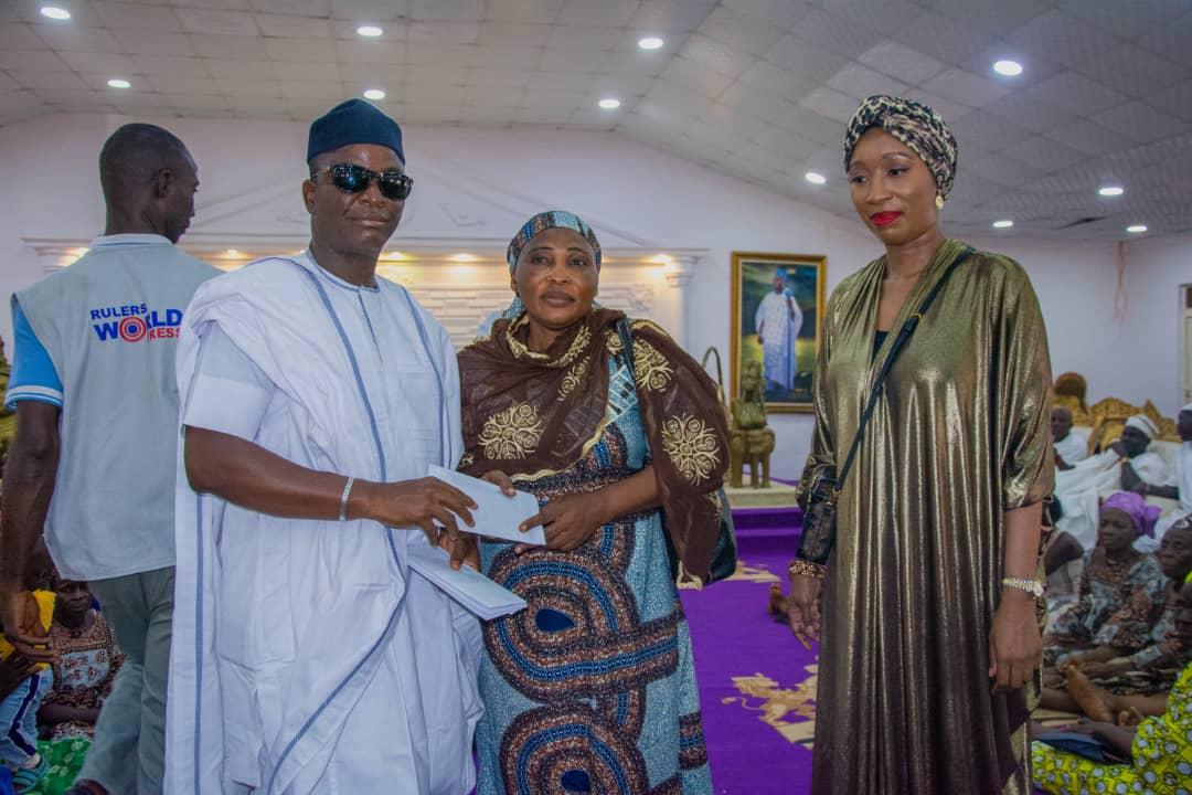Jubilation in Ile Ife as QMA Initiative Unveils Olufunso Amosun Cash Grant