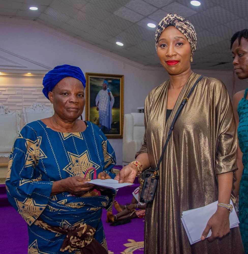 QMA Initiative empowers 250 women in Ife