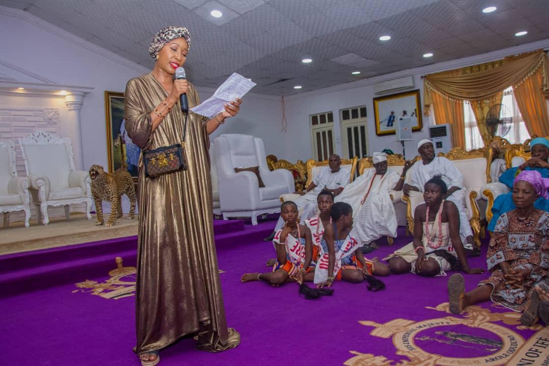 Jubilation In Ile-Ife, As QMA Initiative Unveils 'Olufunso Amosun Cash Grant'